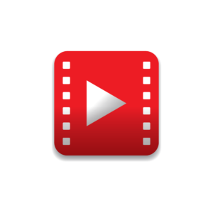 play button for online videos
