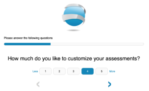 Customize Assessments